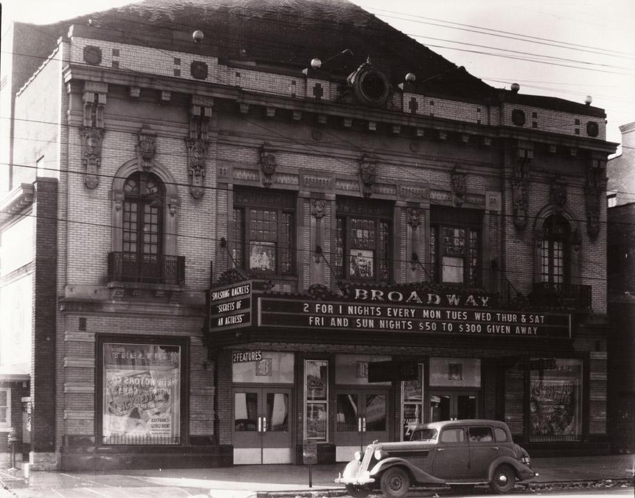 ORI Historical Exterior 1938